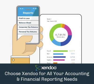 Xendoo is one of the leading online accounting and bookkeeping services providers in the USA. We specialize in providing small businesses with financial reports by the 5th business day of the following month so they can stay ahead of your business's financial health.